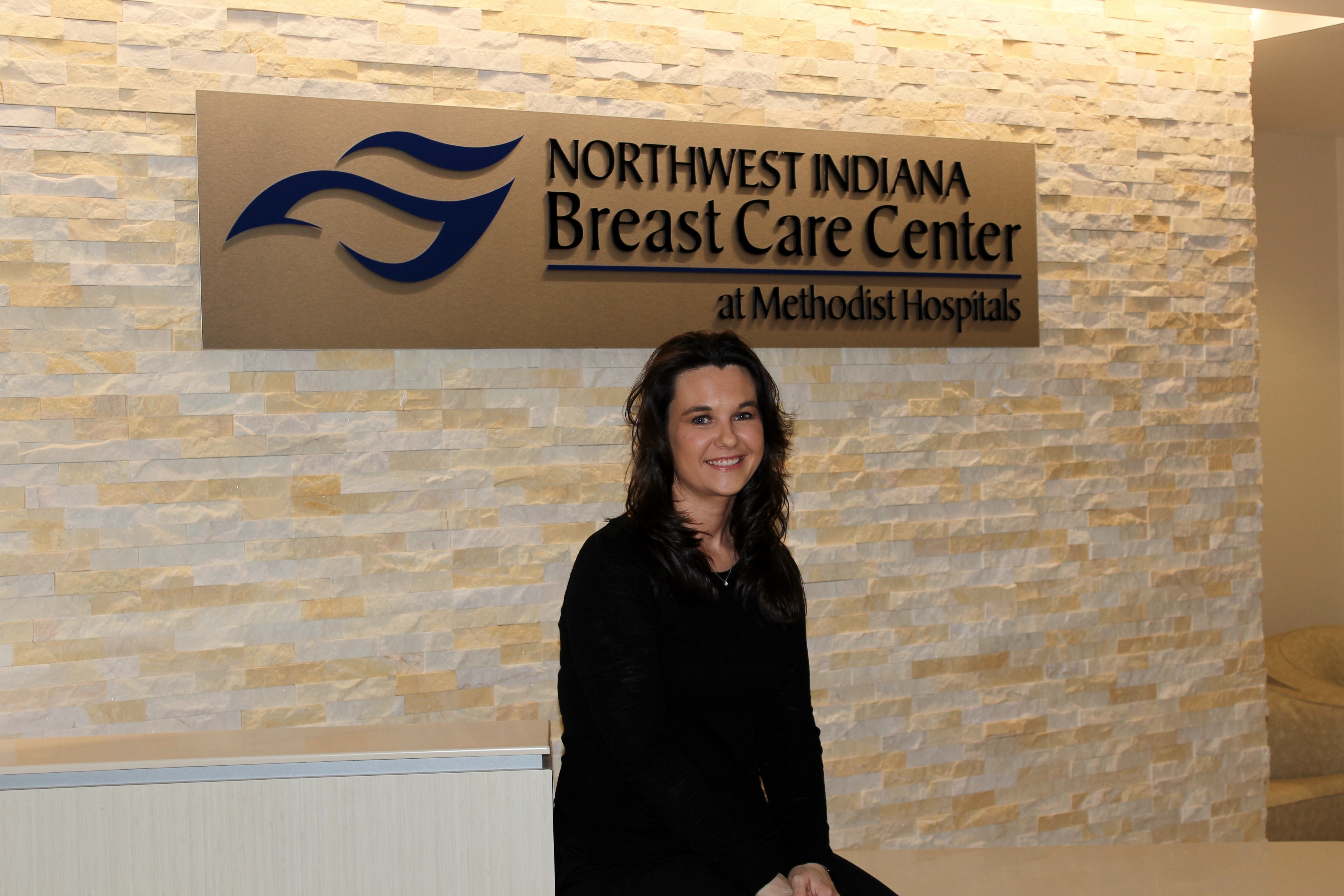 Meet Kim Asher of the Northwest Indiana Breast Care Center at Methodist Hospitals