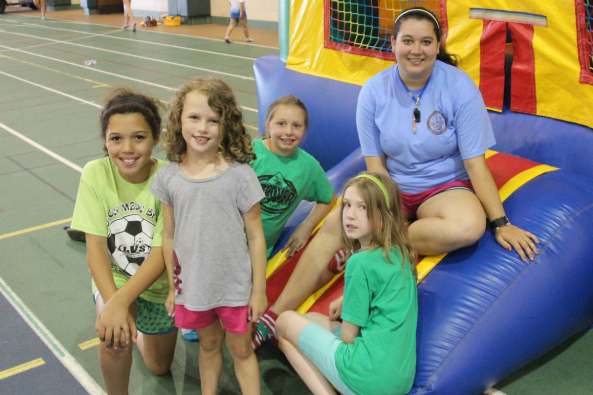 Bounce 'N' Around Helps Make Summer Fun for Kids