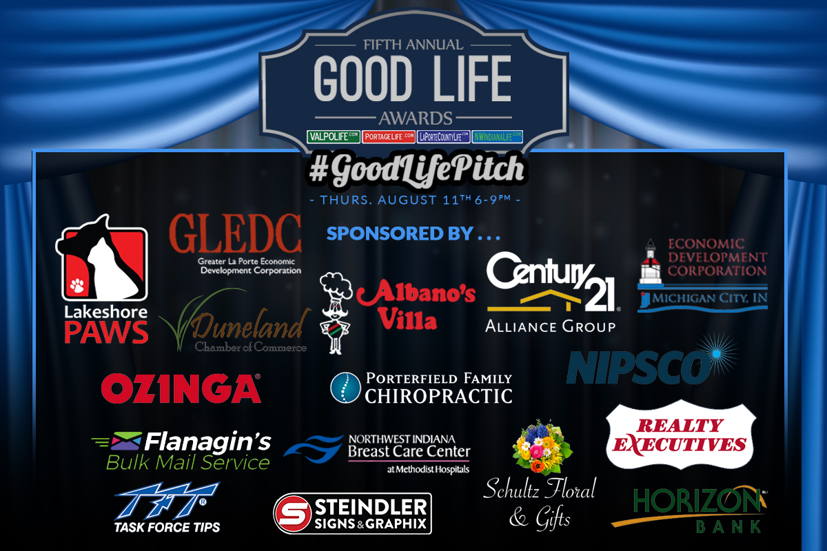 The 5th Annual Good Life Awards – #GoodLifePitch