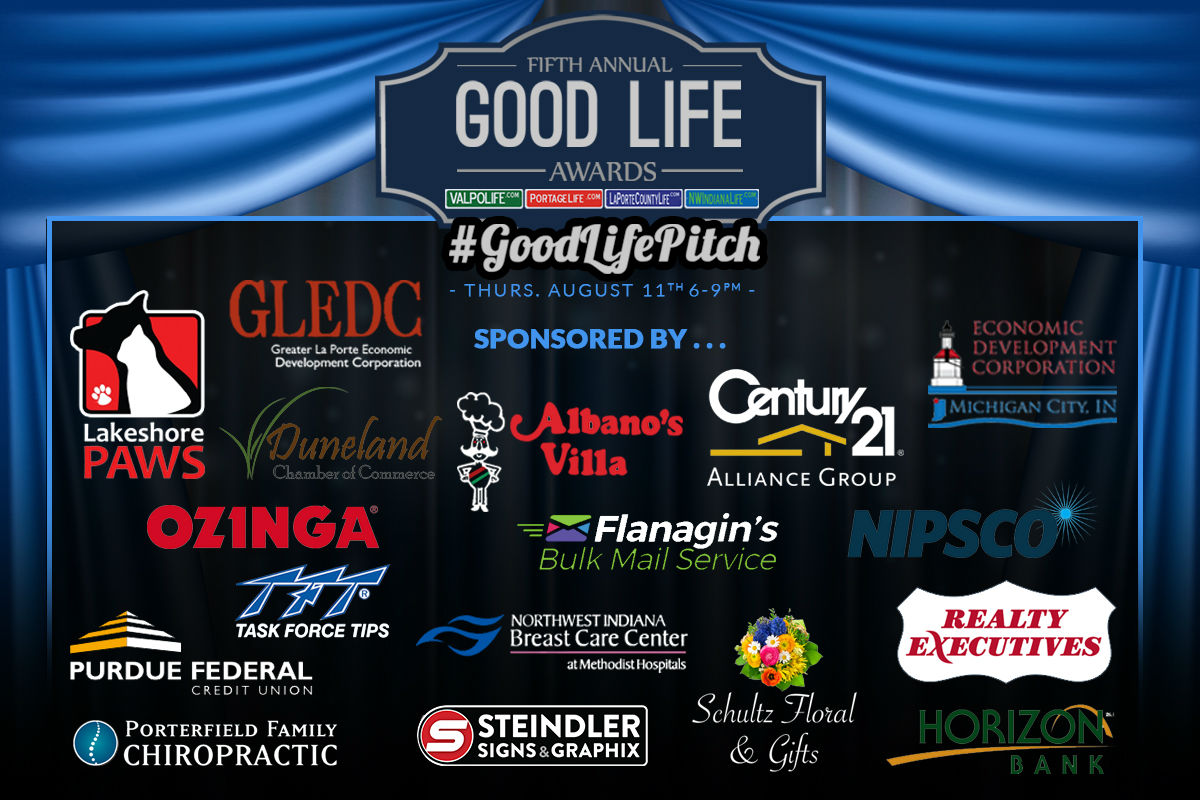 5th Annual Good Life Awards Featuring #GoodLifePitch Set for August 11th