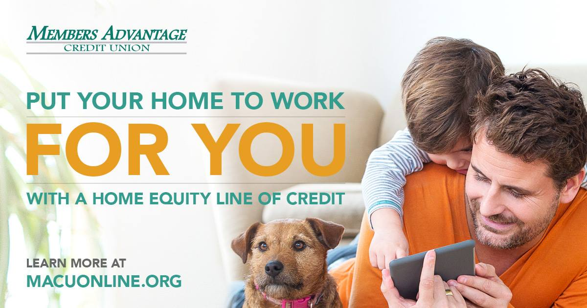 Put Your Home to Work for You with a MACU Home Equity Line of Credit