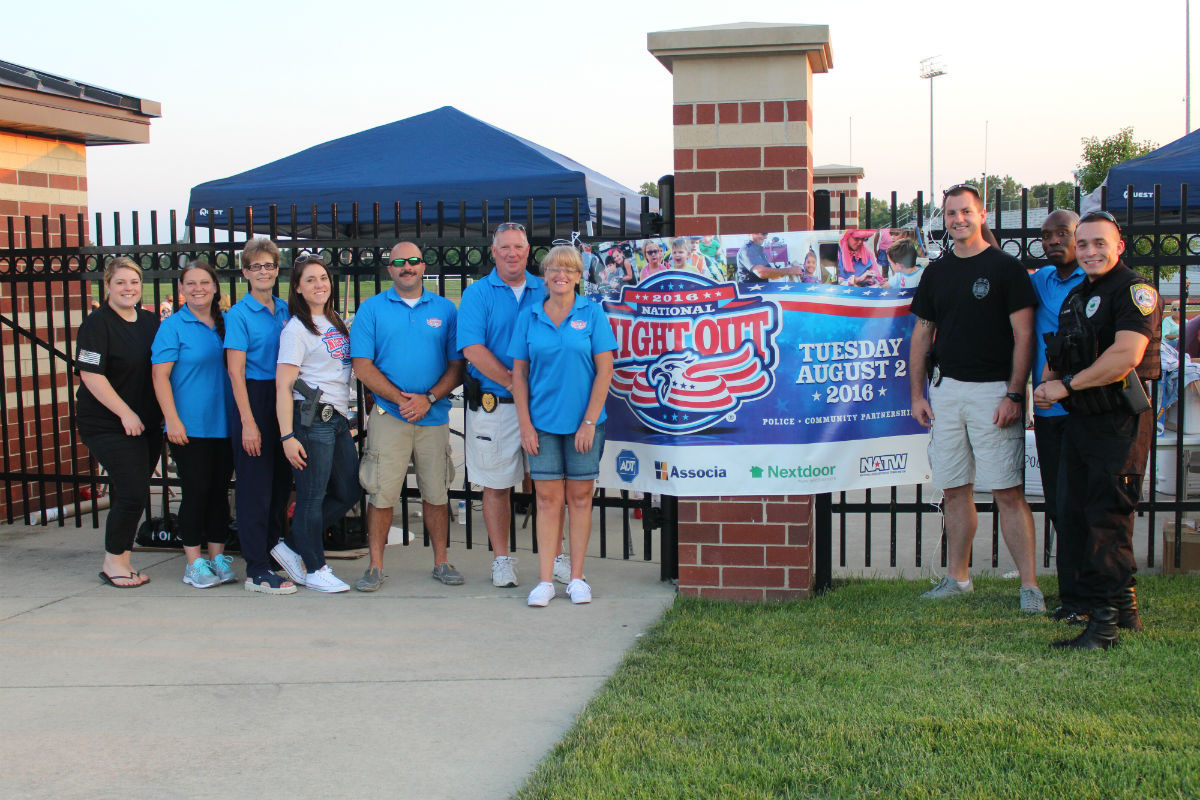 City of Hobart Unites During National Night Out