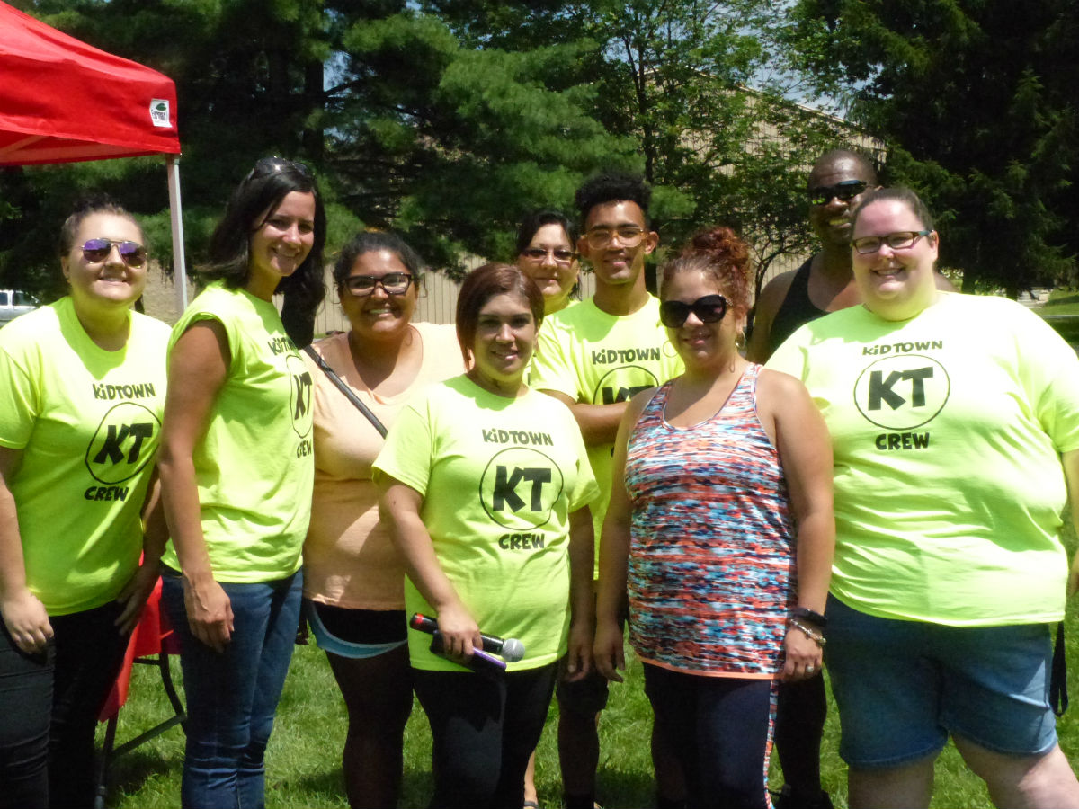 Kids Town Pays a Visit to Portage