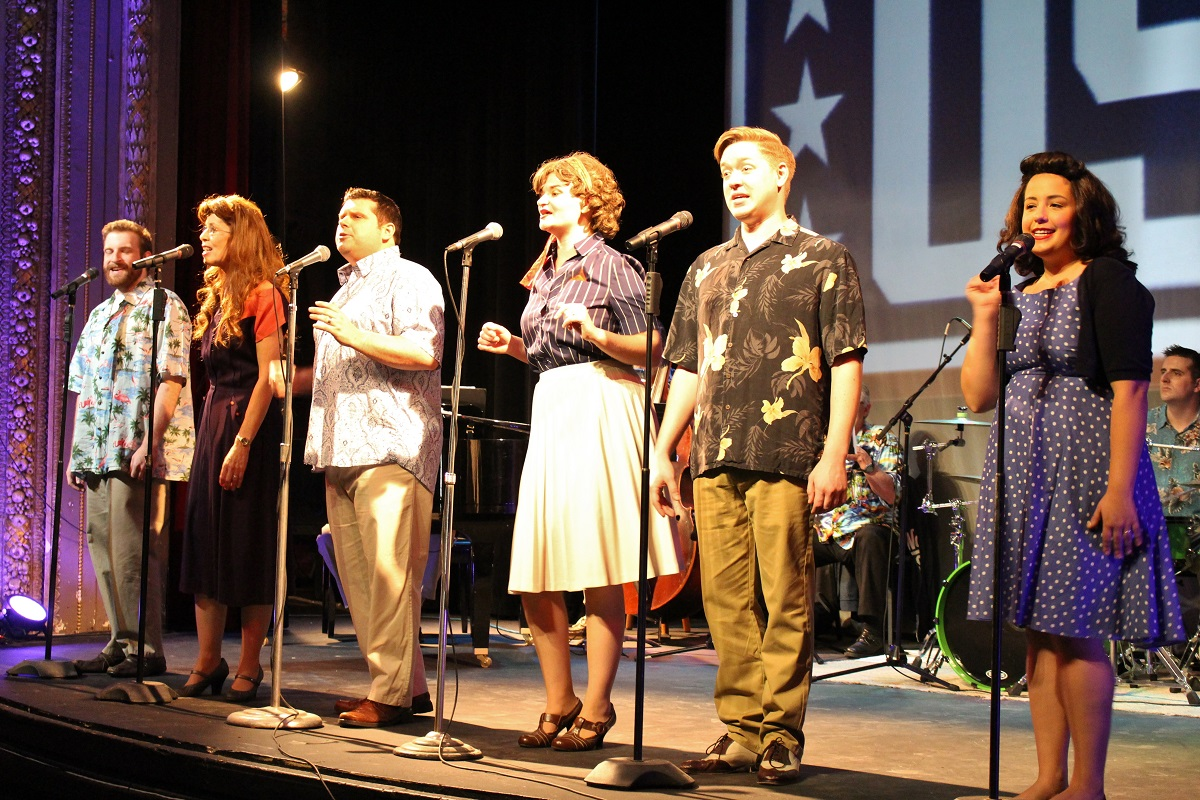 Veteran's Day is Celebrated in a Special Way at the Memorial Opera House
