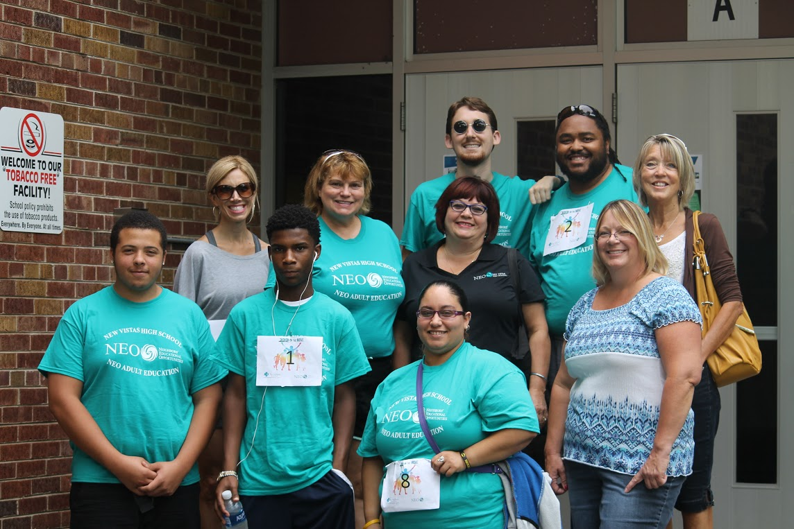 Neighbors' Educational Opportunities Celebrates Education With a 5K Run/Walk