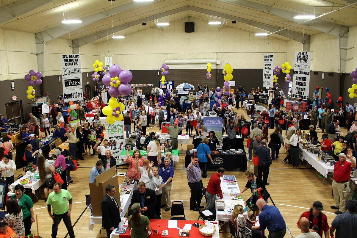 Businesses Melded with the Local Communities at the 2016 Portage Community and Business Night