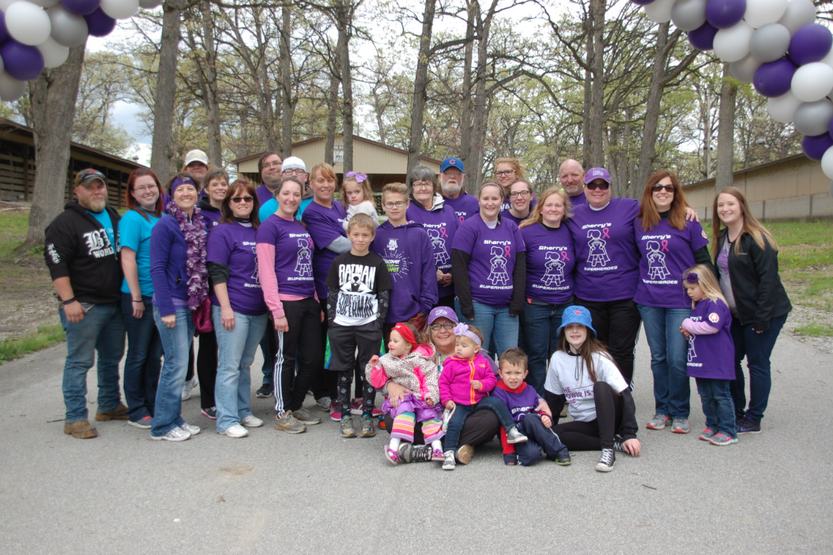 Walk to End Lupus Raises Money for Indiana Lupus Foundation of America