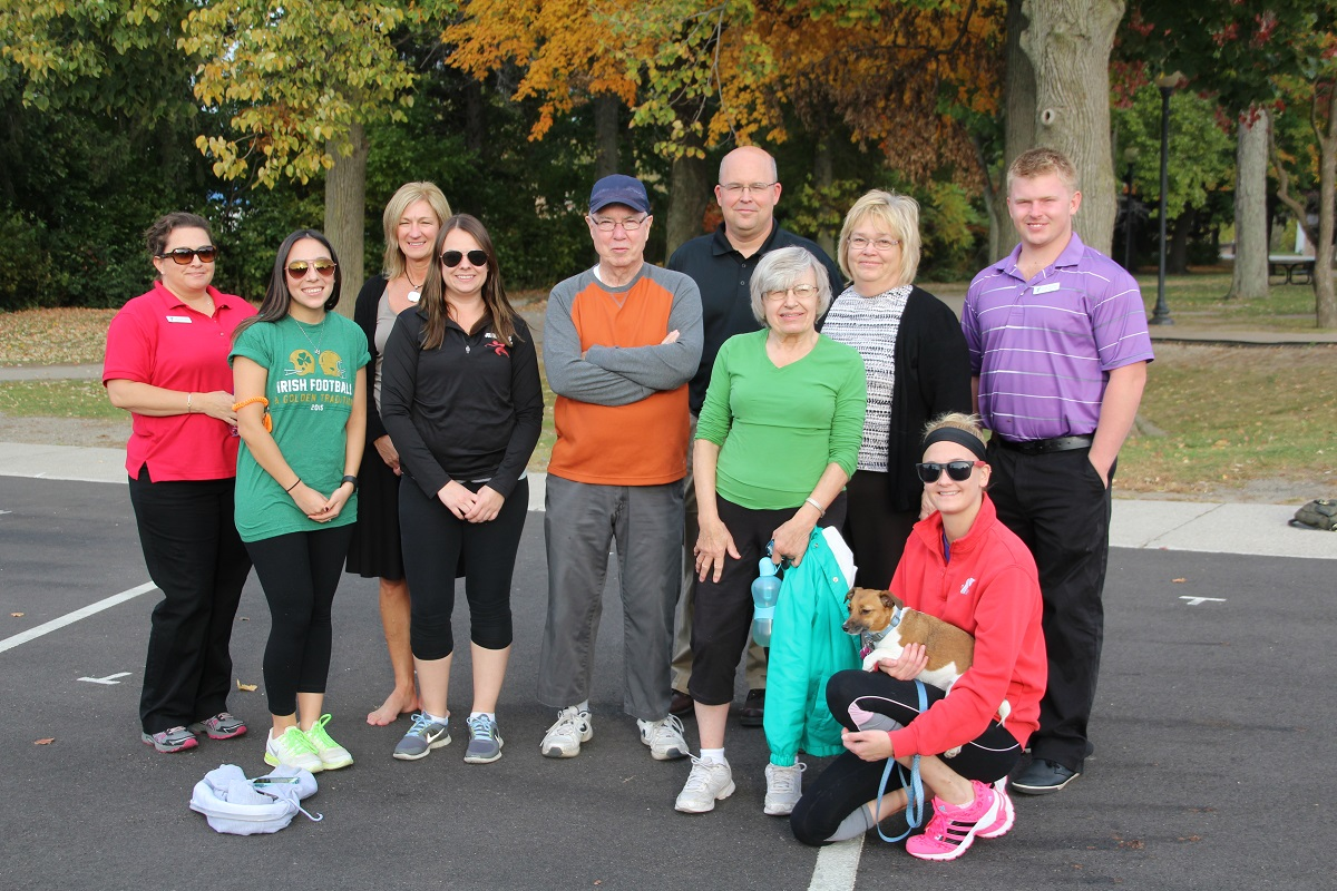 Duneland Family YMCA Gets Healthy with the Community at Walkin' Wednesdays
