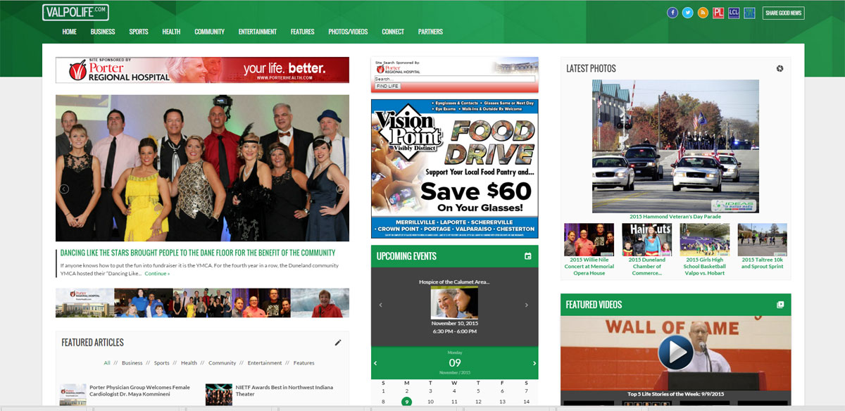 Ideas in Motion Media Launches Massive Redesign of Good News LIFE Sites