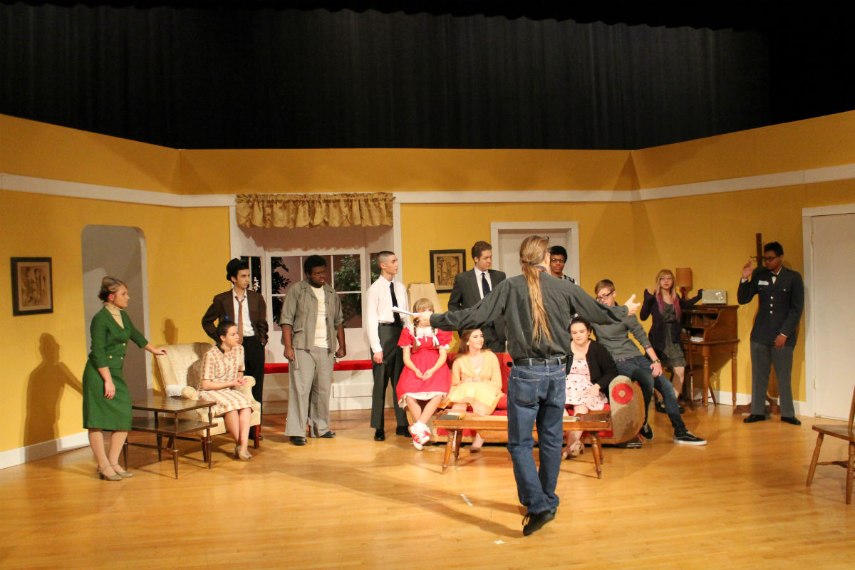 """PHS Thespians' Performance of """"The Bad Seed"""" Showcases Talented Students"""