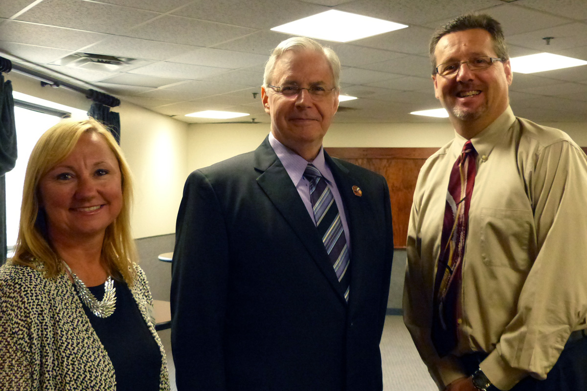 Portage Schools, Chamber, Talk Investing in Students' Futures at State of the Schools