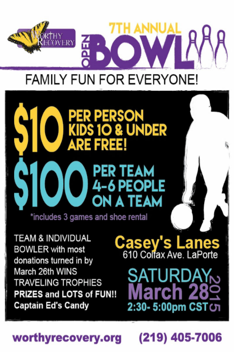 7th Annual Bowl for WORTHY Women