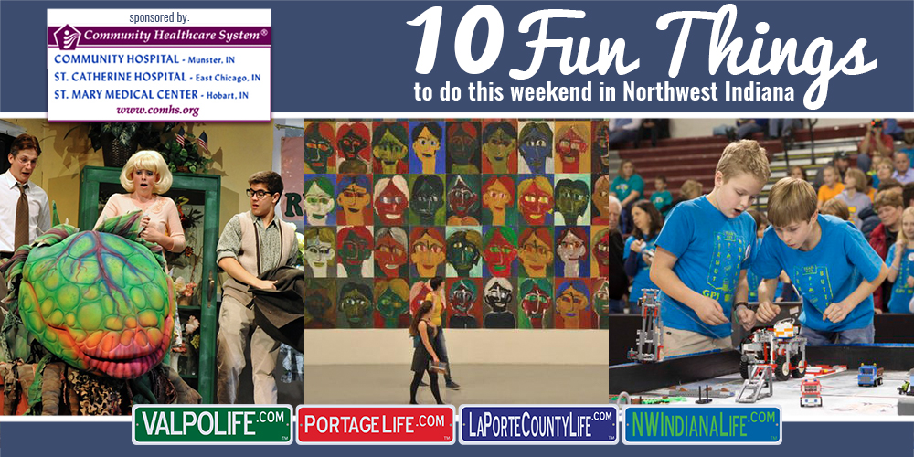 10 Fun Things to Do in NWI for November 17th-19th, 2017