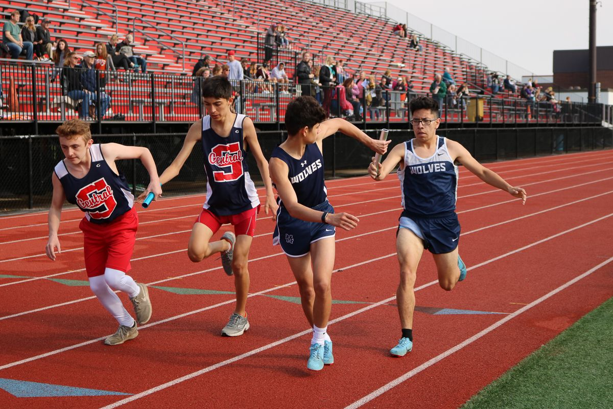 Hard work and endurance pay off for IHSAA Boys Track and Field Sectionals Athletes