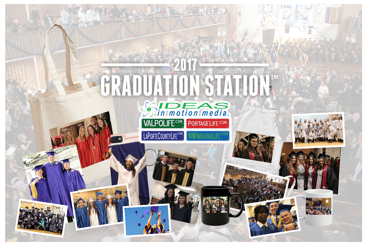 2017 Northwest Indiana Graduation Station