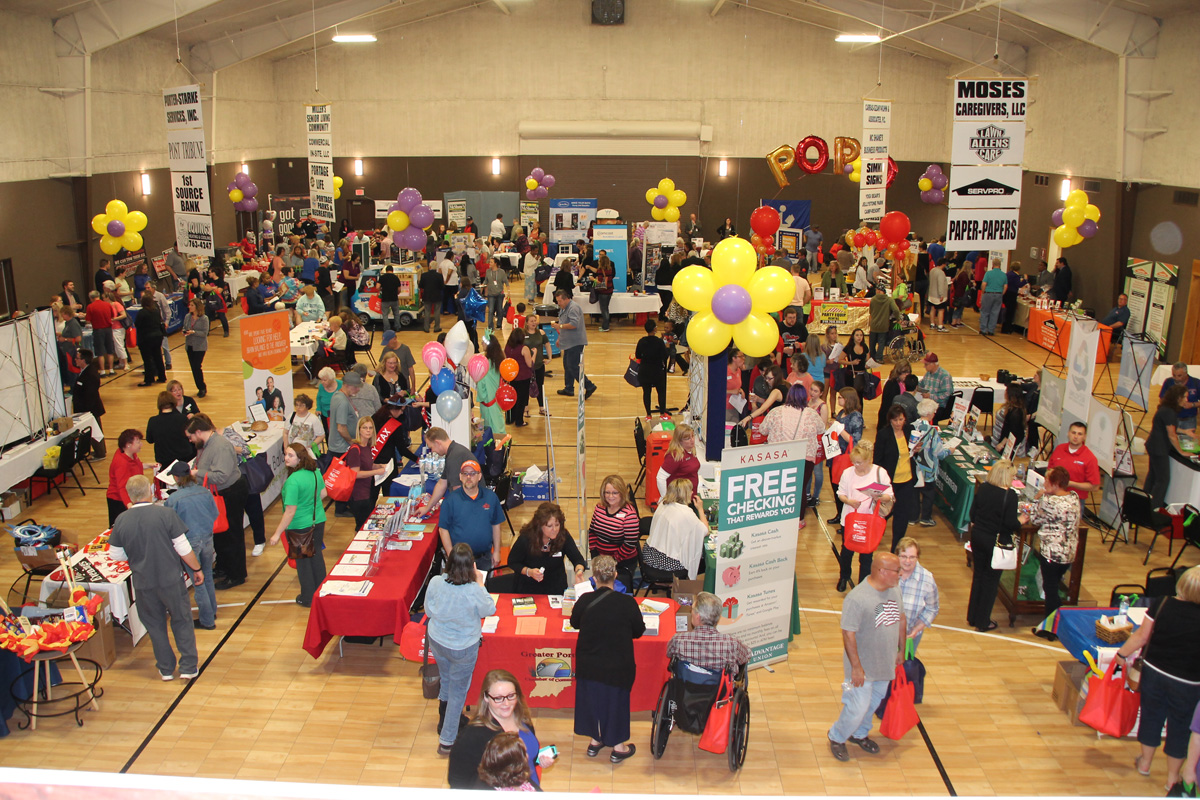 Community Comes Together for Portage Chamber of Commerce's  14th Annual Community and Business Night
