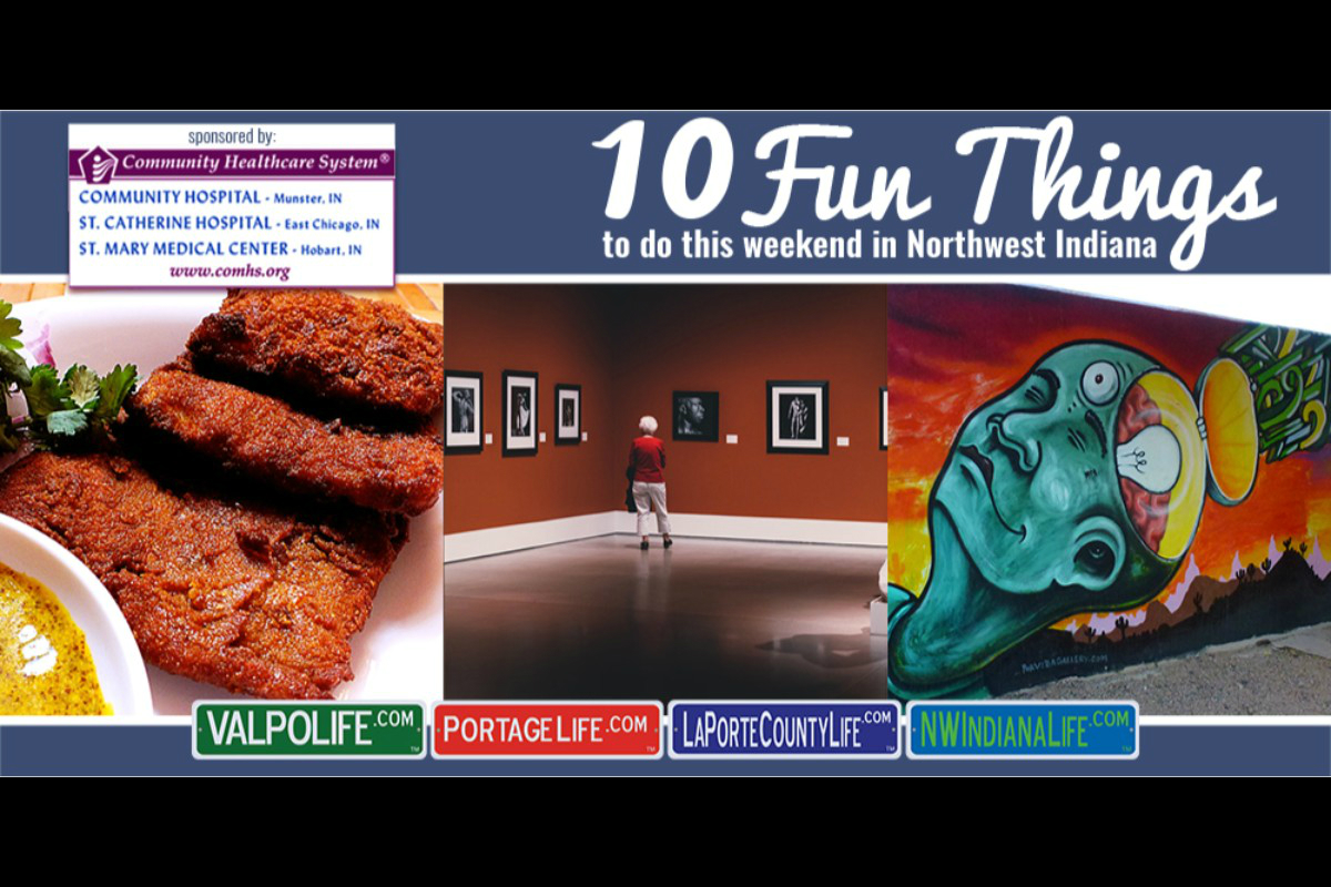 10 Fun Things to Do in NWI for March 2nd – 4th, 2018