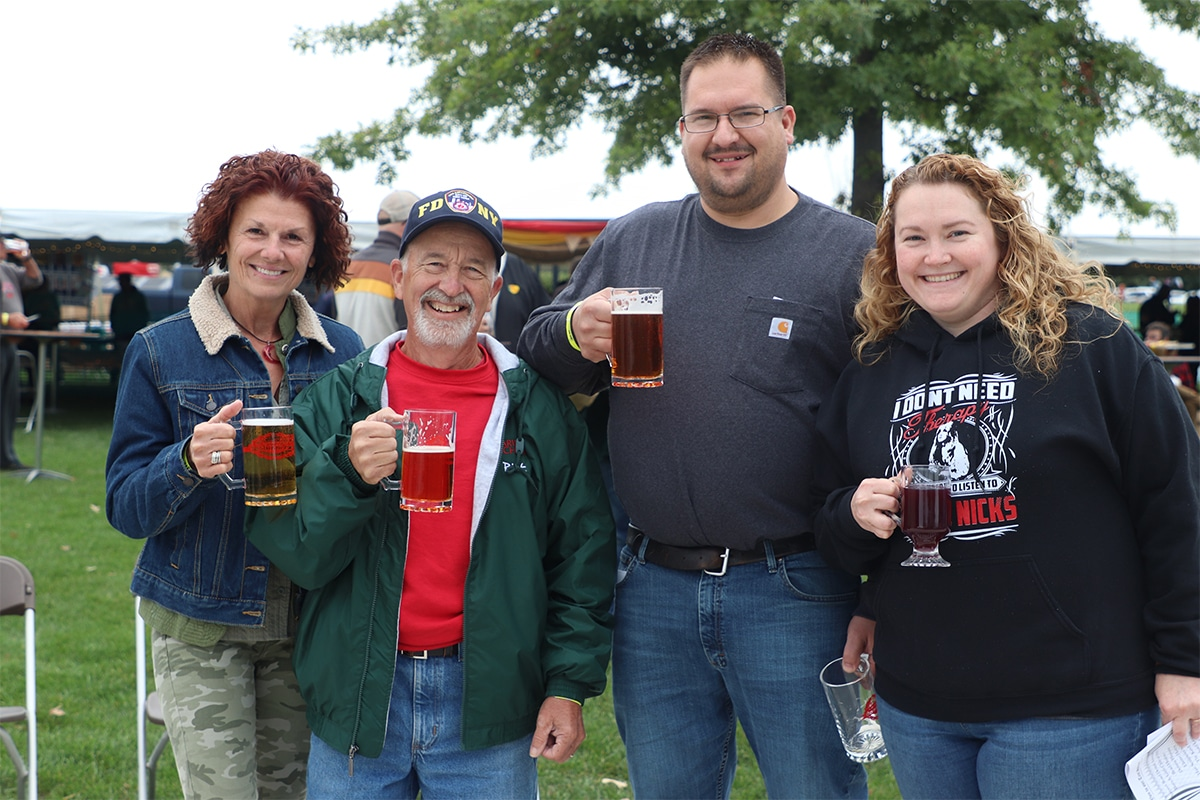 Inaugural St. Peter Germanfest Kicks Off New Portage Tradition