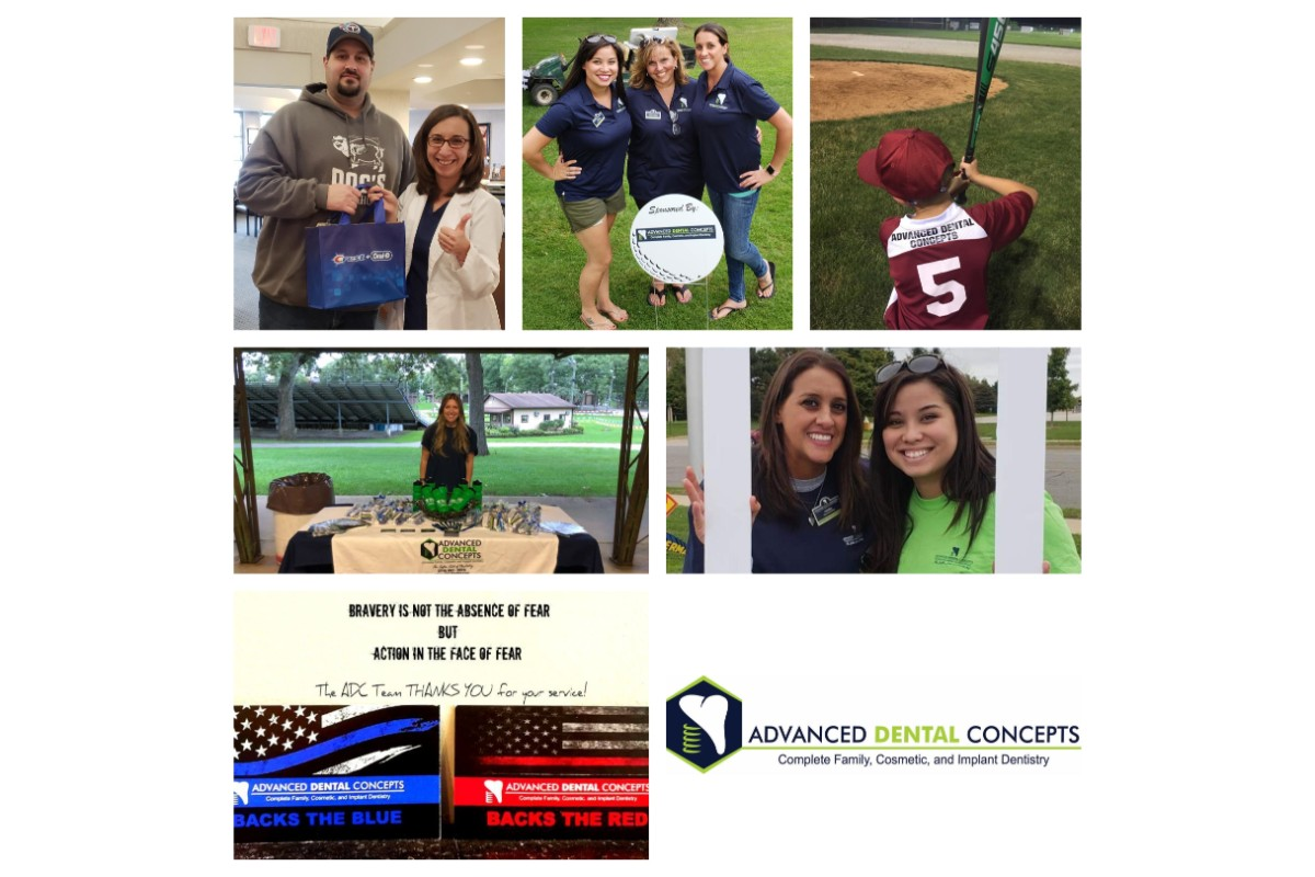 2018 Give Back: Advanced Dental Concepts Reaches Out to Community to Grow Family