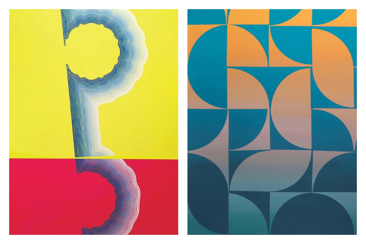 IU Northwest gallery features 'These 2 Painters' exhibit though August 9
