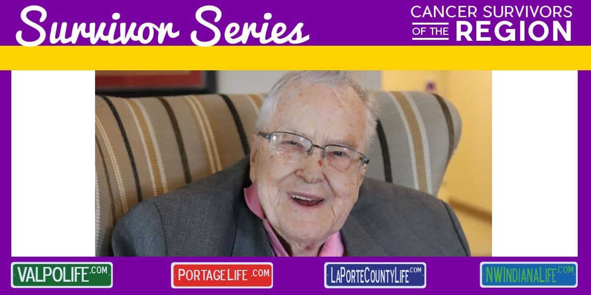 Cancer Survivor Series: Verne Schrader