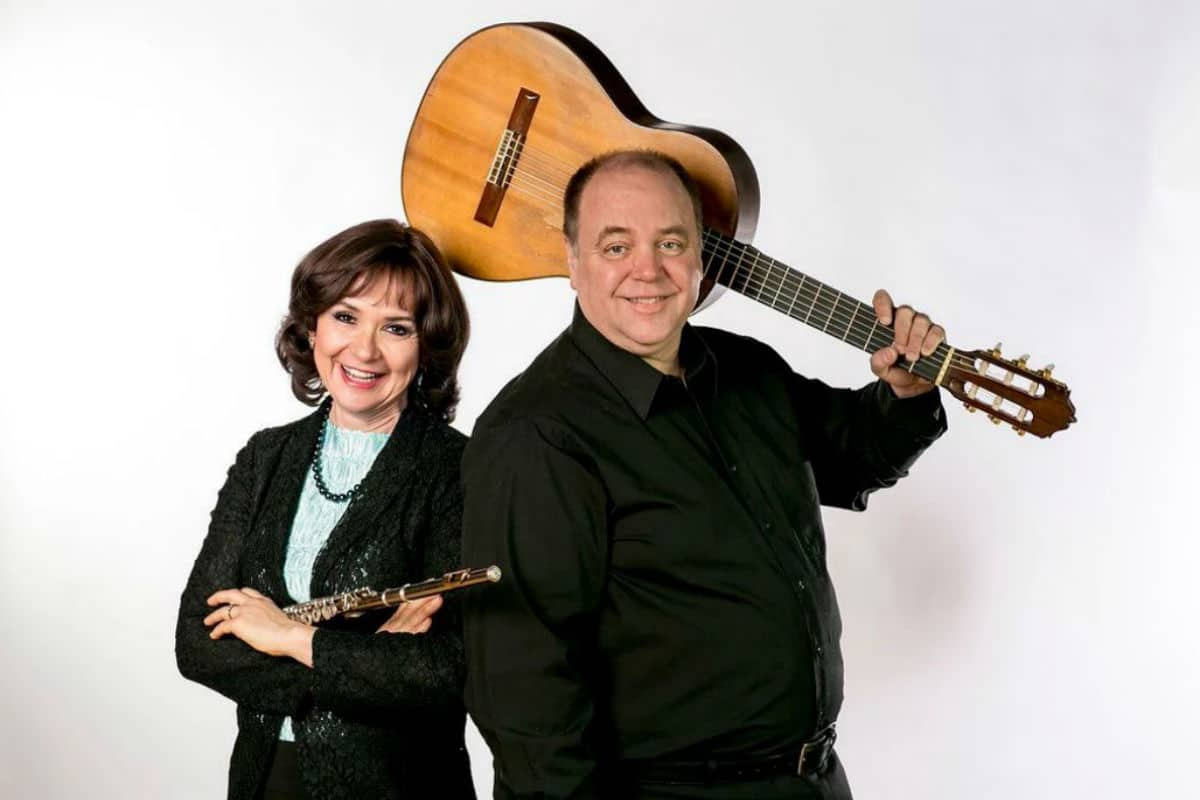 Duo Sequenza performs in celebration of National Chamber Music Month