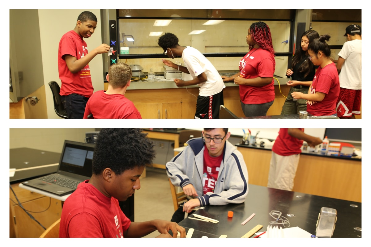 IU Northwest hosts free summer science, technology, engineering, and math (STEM) camp for teens August 5 – 7