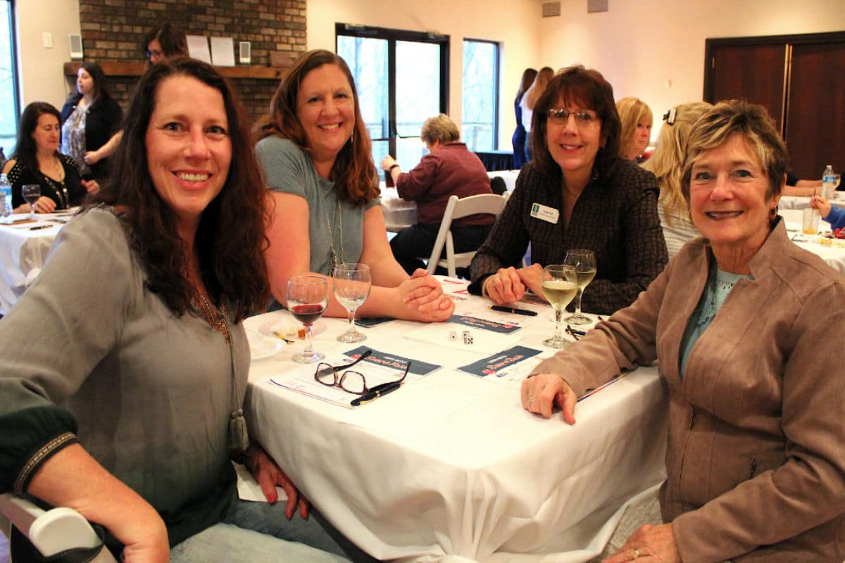 United Way of Porter County's Bunco Bash supports women in recovery