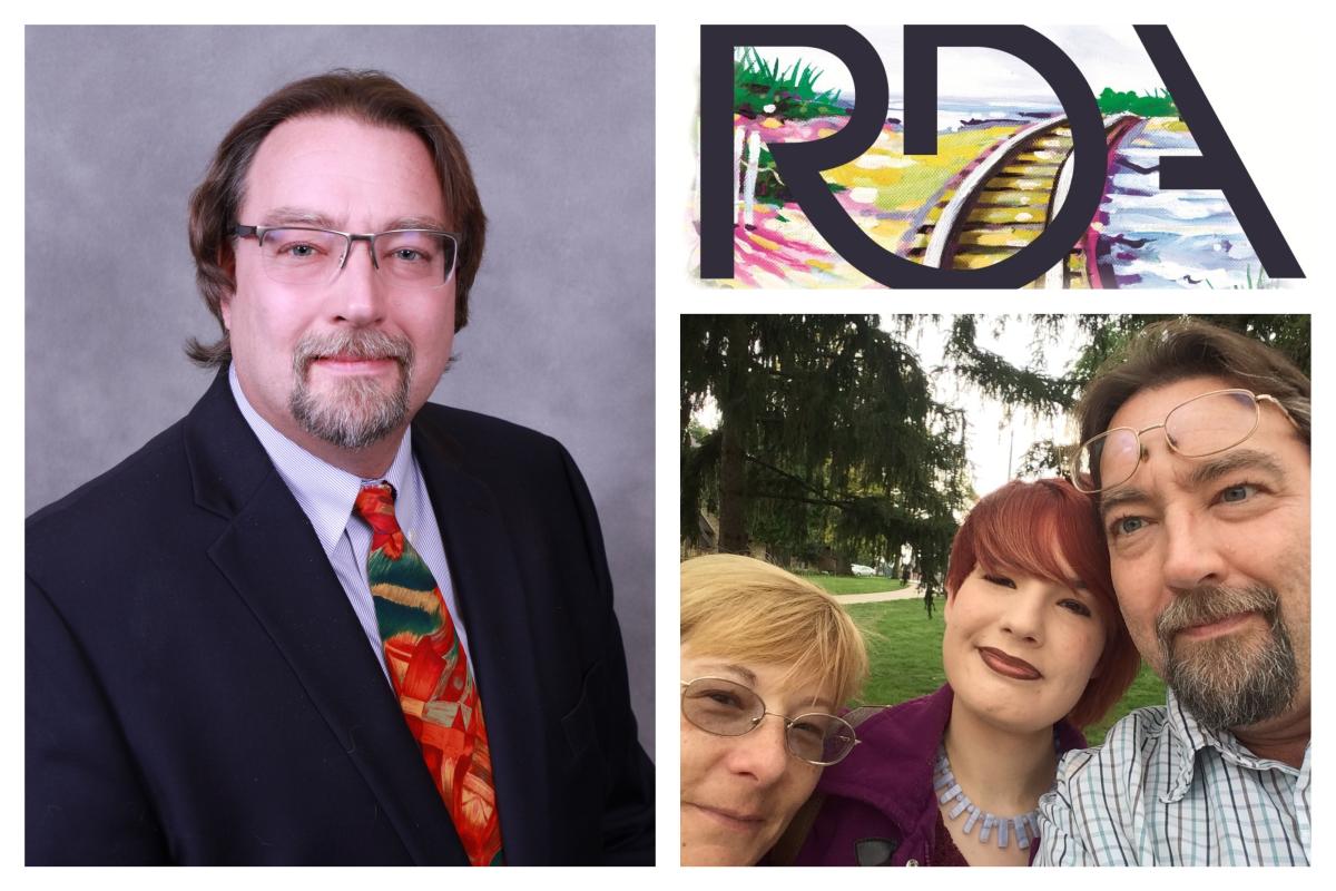 Regional Authority Development Employee Spotlight: Dave Wellman