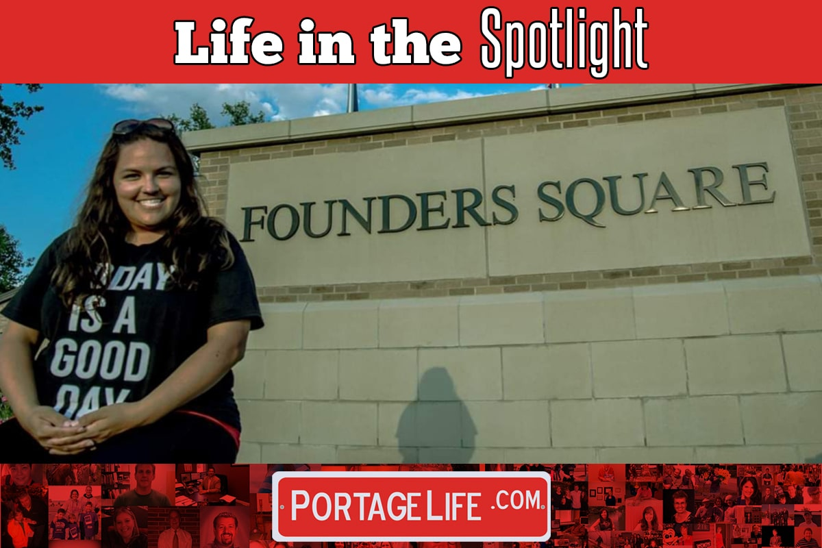 A Portage Life in the Spotlight: Amy Armstrong
