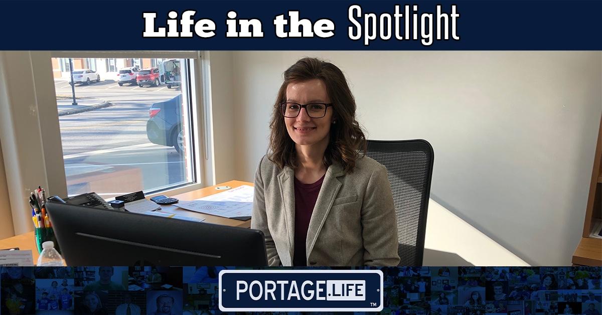 A Portage Life in the Spotlight – Debbie Wright
