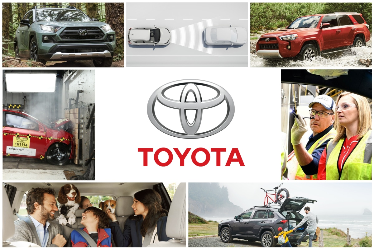 Designed For Safety: Lake Shore Motors Toyota