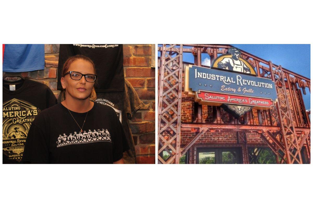An Industrial Revolution Employee Spotlight: Shawna Brown