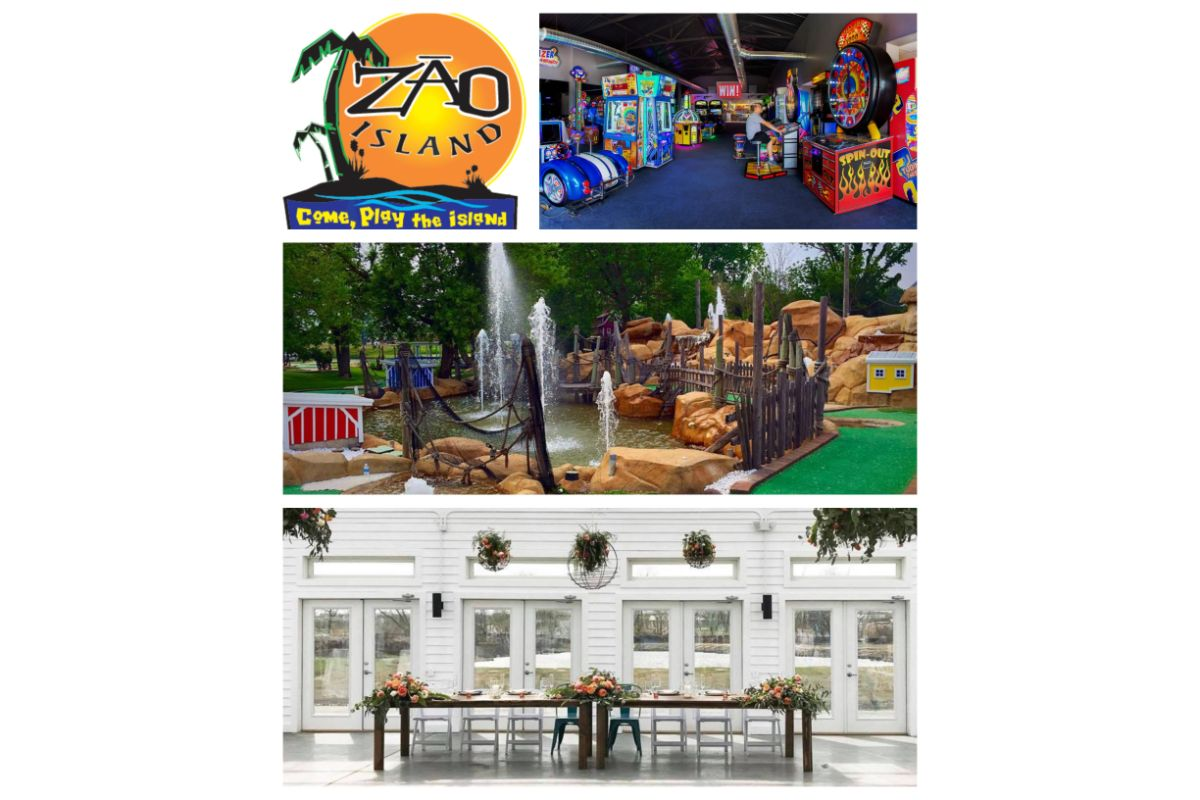 Zao Island slides into Summer 2019