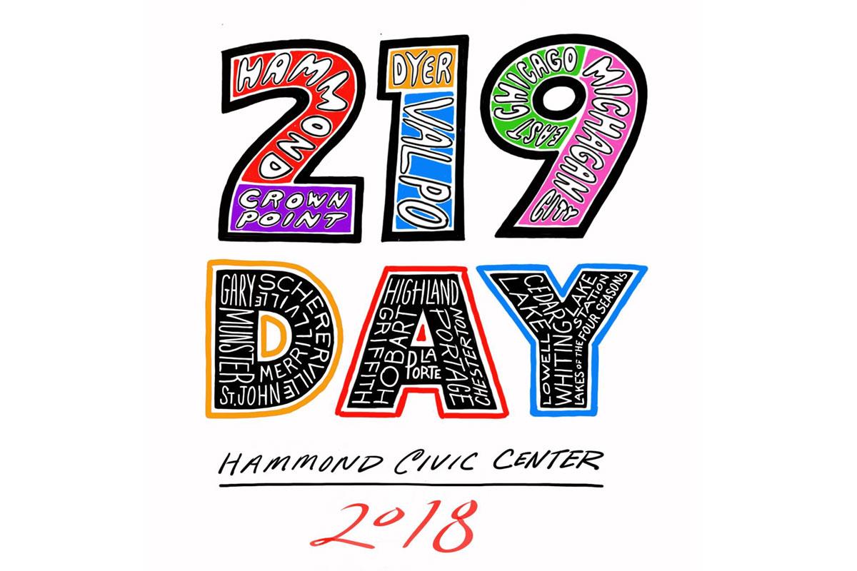 Celebrate 'Da Region at 219 Day