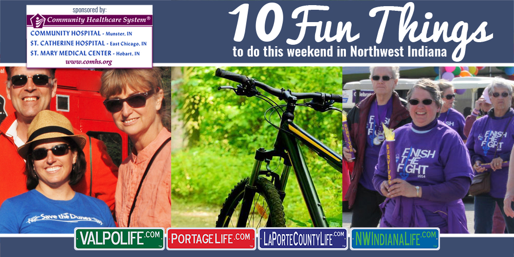 10 Fun Things to Do This Weekend in Northwest Indiana June 2 – 4, 2017