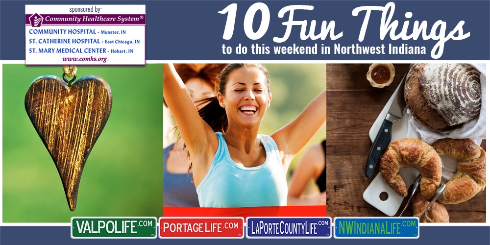 10 Fun Things to Do This Weekend in Northwest Indiana May 12 – 14, 2017