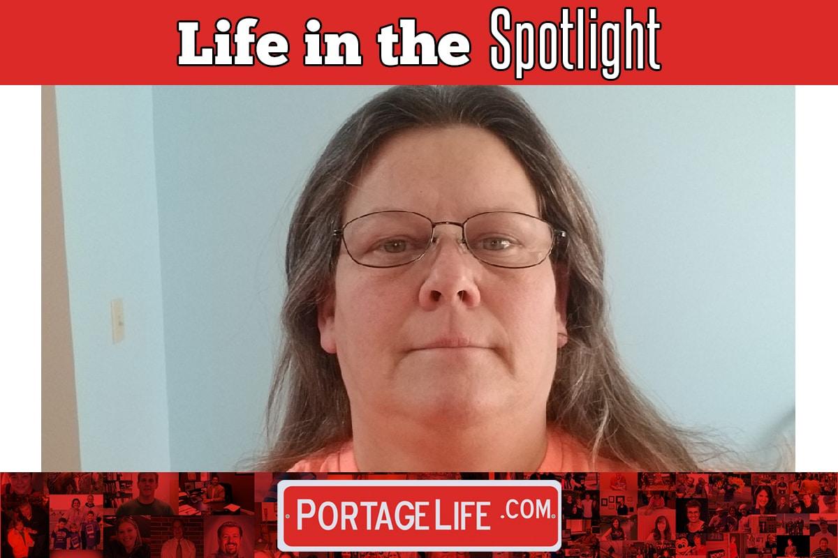 A Portage Life in the Spotlight: Autumn Vizena