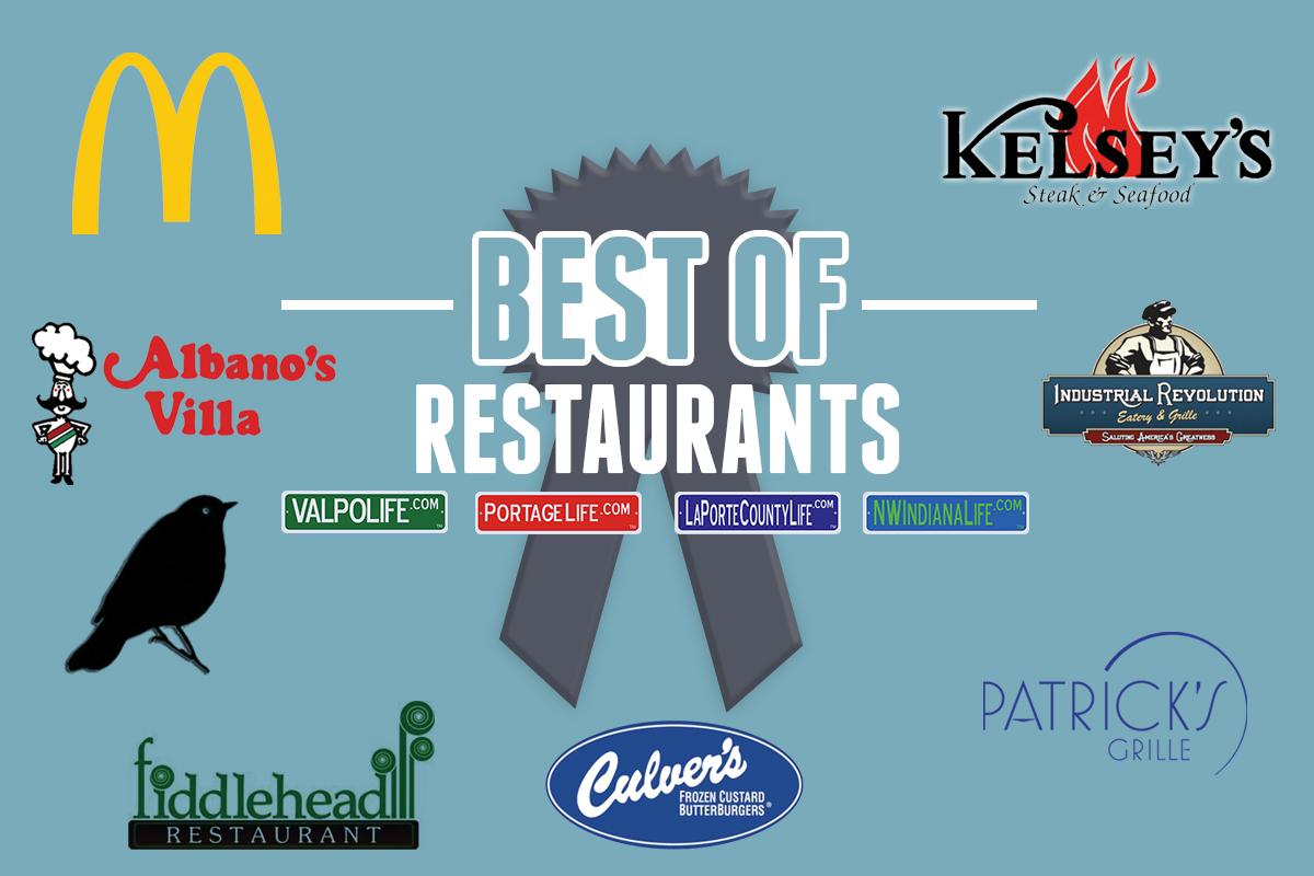 Partners of Life: Best of Restaurants