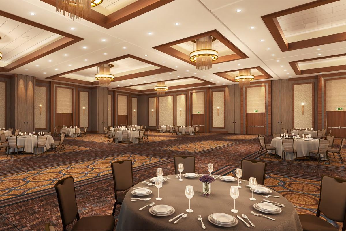 Blue Chip Casino Announces Lavish Expansion to Stardust Event Center