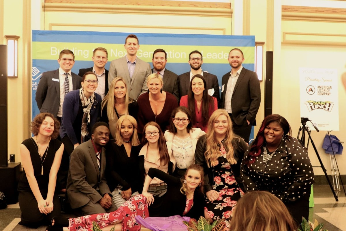 Boys & Girls Clubs of Greater Northwest Indiana honors young leaders at annual Youth of the Year ceremony