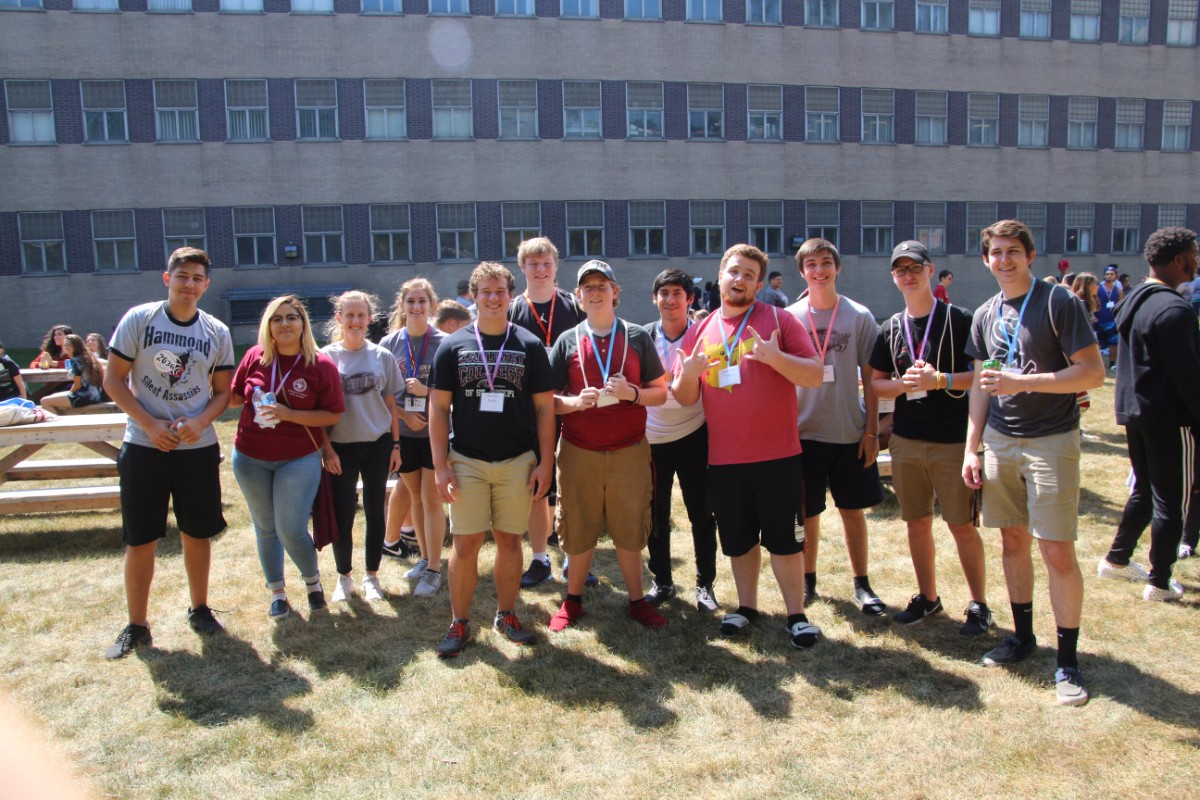 Calumet College of St. Joseph Kicks off New Student Orientation with Amazing Race