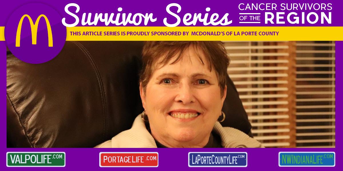 Cancer Survivor Series: Barbara Phelps