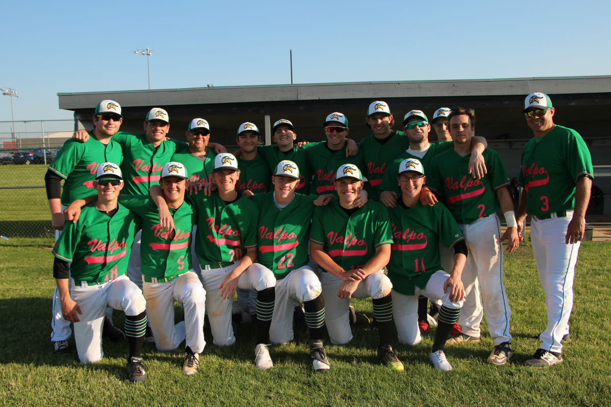 Portage and Valparaiso Baseball Teams Come Together to 'Bat' Out Cancer