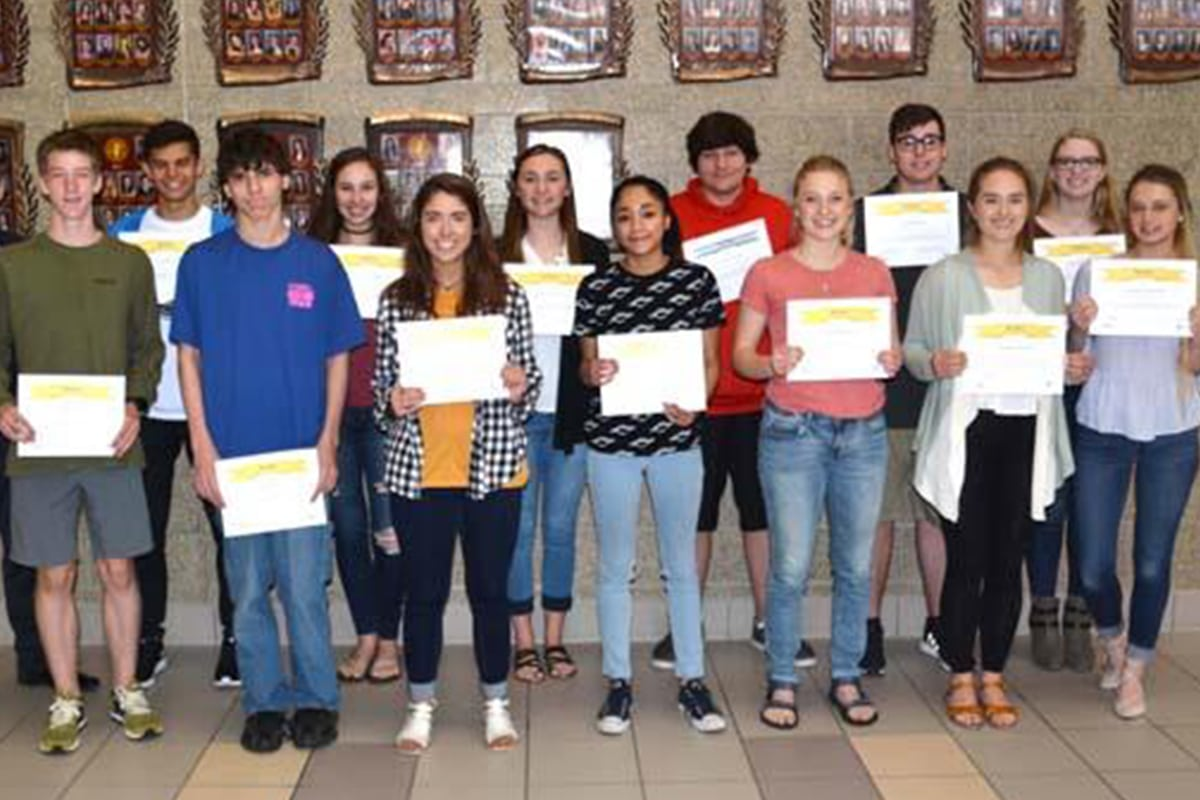 Center of Workforce Innovations' Work Ethic Certificate Gives Students a Leg Up