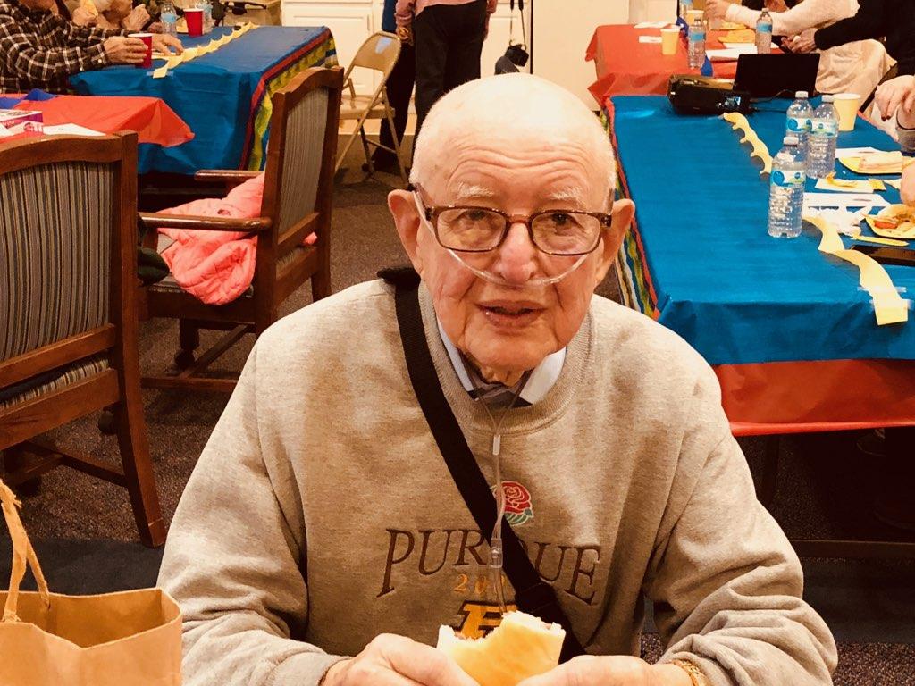 91 Years in the Community: Happy Birthday, Ed Gottschling!