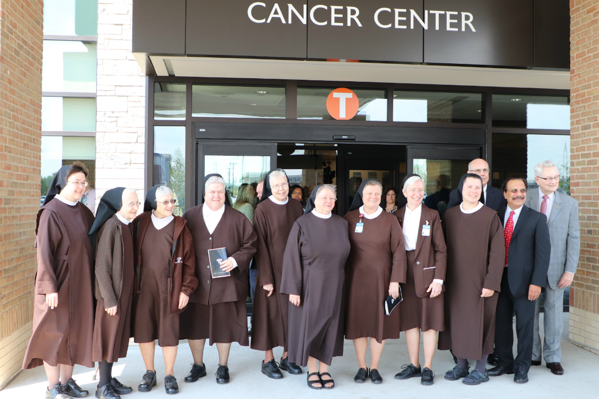 Franciscan Health's new Munster Cancer Center brings Incredible Technology to Northwest Indiana