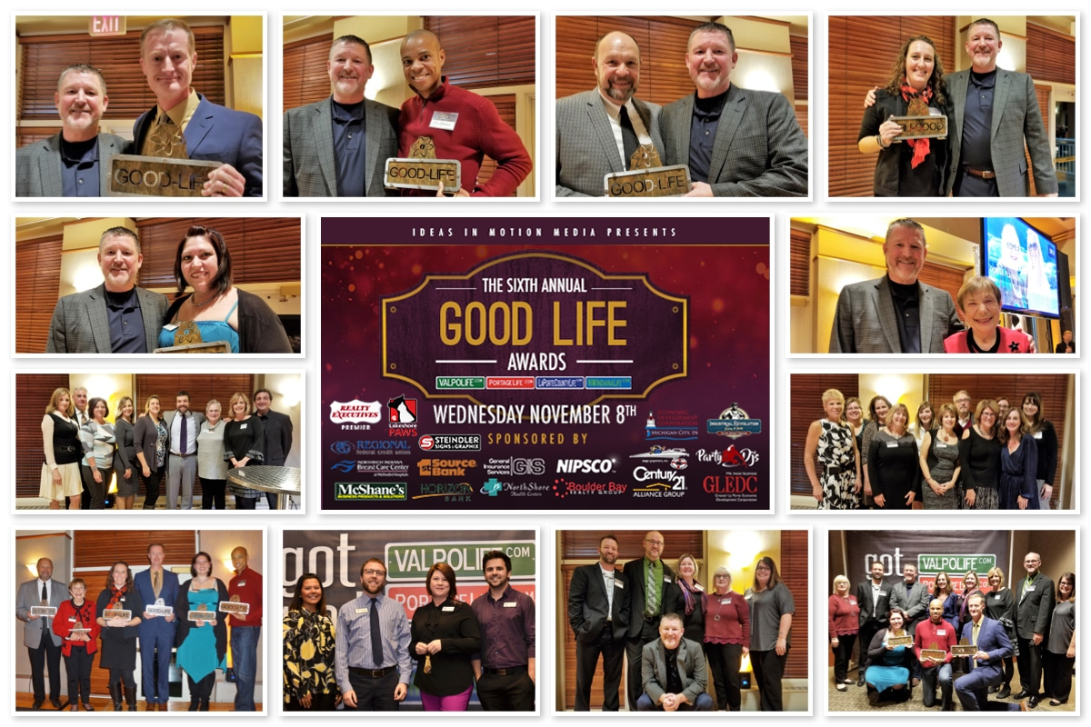 A Look Back on the 2017 Good Life Award Winners