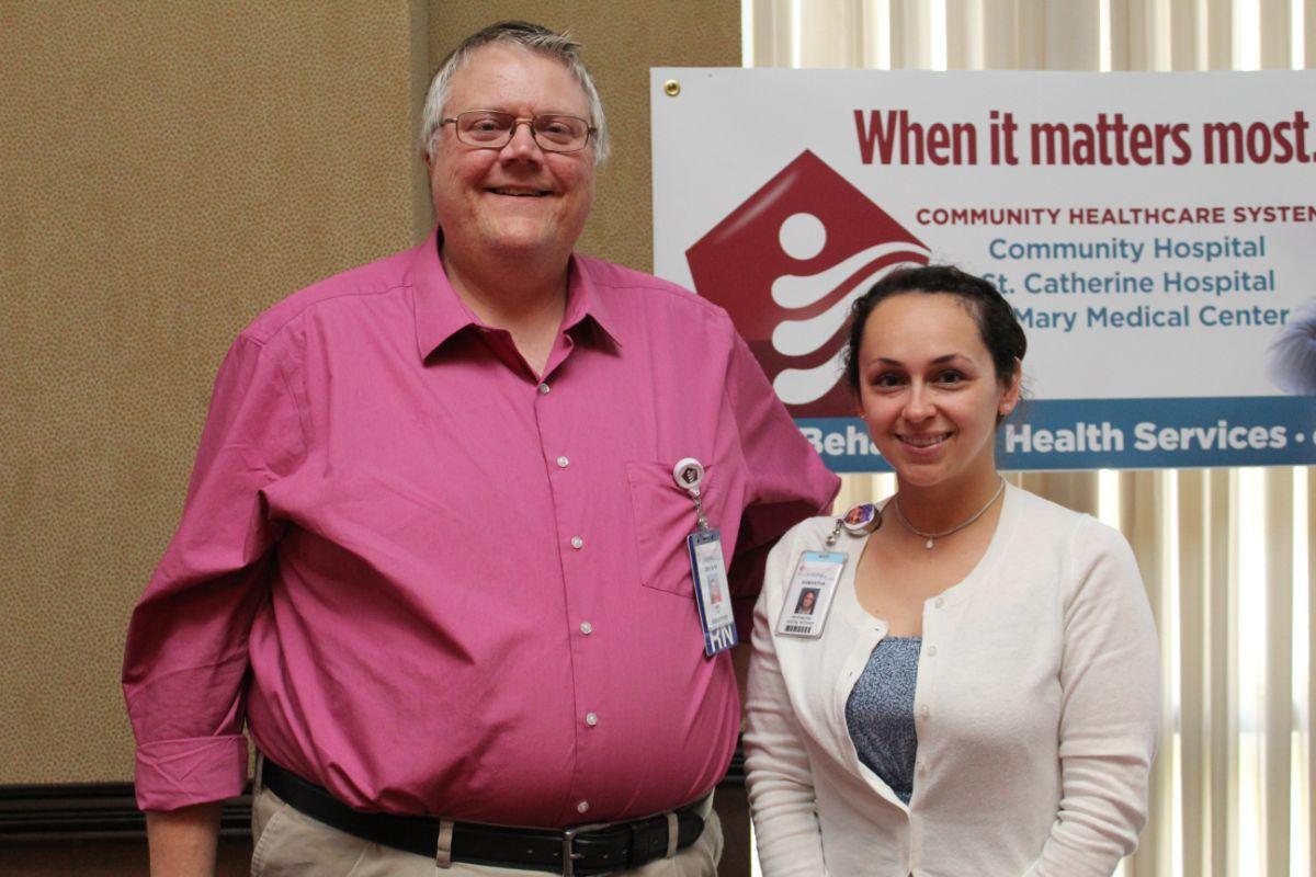 Community Healthcare System breaks the stigma around mental health at Healthy Mind, Healthy Body Symposium