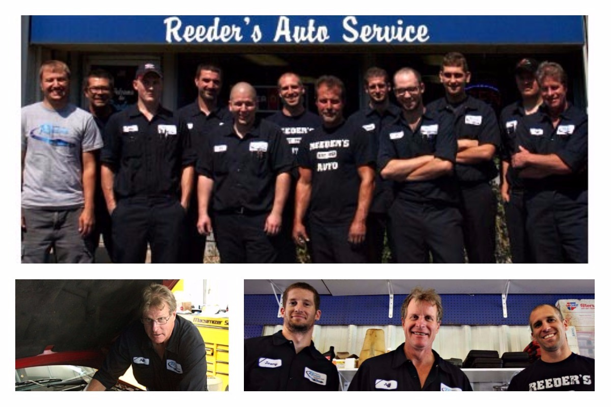 Honesty and Integrity Define Reeder's Auto Service Center